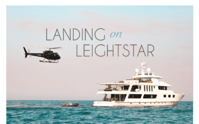Landing on Leight Star