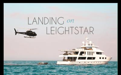 Landing on Leight Star