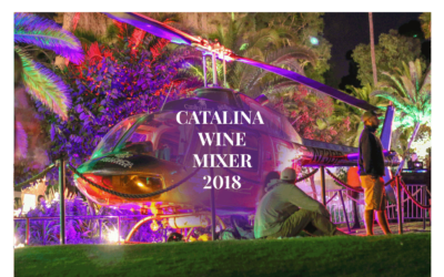 Catalina Wine Mixer 2018