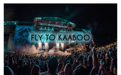 Fly to KAABOO